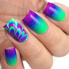 Diy Easy Halloween Drag Marble Nails Design Cute Dry Nail Art by Best 25 Water Marble Nails Ideas Only On Pinterest Nail Polish