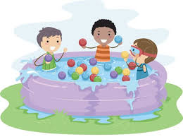 Backyard Clip Art Backyard Water Play 5 Wet U0027 N Fun Games Neafamily Com