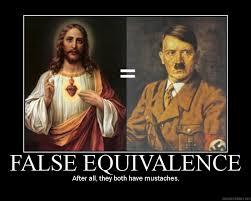 Offensive Jesus Memes - false equivalence archives lawyers guns money