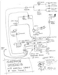 sunl dirt bike wiring diagram sesapro com