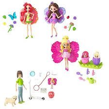 barbie thumbelina mini character assortment case mattel barbie