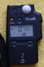 polaris incident light meter polaris 2 digital flash ambient light meter 60 or near offer in