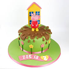 peppa pig cake ideas 353 best peppa pig cakes images on peppa pig cakes