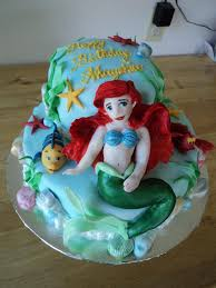 princess ariel birthday cakes u2014 marifarthing blog ariel birthday