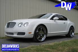 maybach bentley jerry stackhouse u2014 dreamworks motorsports