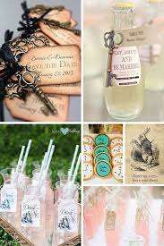 themed wedding favors gorgeous whimsical wedding favors the fairytale wedding ideas to