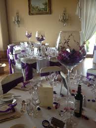wine glass decorations for weddings