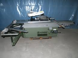 altendorf sliding table saw wyroba woodworking machines and other equipment saws planers
