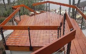 decks com cable deck railings