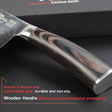 kitchen knives ratings aliexpress com buy 7 inch vegetable knife damascus kitchen