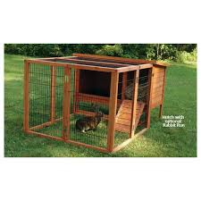 Fox Proof Rabbit Hutches How To Build A Rabbit Hutch Design And Build Outdoor Rabbit