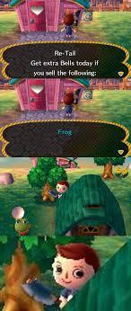 Animal Crossing Memes - extra bells video game