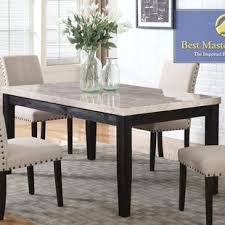 marble top dining room table marble kitchen dining tables you ll love wayfair