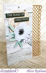Card Making Magic - my creative slice alicia redshaw