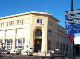 bureau de poste gambetta gambetta caen capitale de la basse normandie ville de