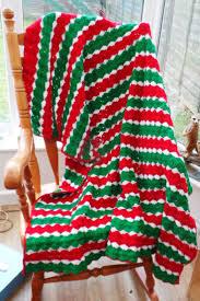 156 best christmas afghans images on pinterest crochet blankets