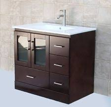 Bathroom Vanities 36 Inches 36 Bathroom Vanity Ebay