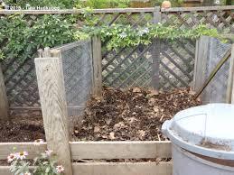 compost is pretty too my gardener says u2026