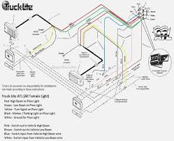 100 wiring diagram for snow plow lights snow plow snowplow