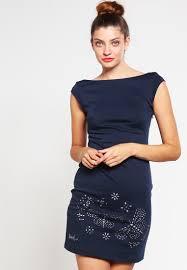 desigual sale desigual clotilde shift dress dark blue women