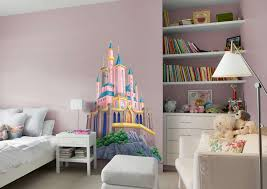 disney princess castle wall decal shop fathead for disney disney princess castle fathead wall decal