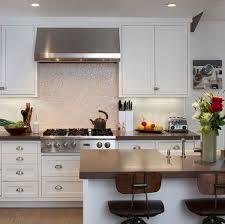 groutless kitchen backsplash white groutless 1 x 1 of pearl shell tile kitchen