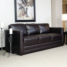 Grey Leather Armchair Enticing Worn Leather Couches With Black Worn Leather And Three