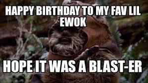 Ewok Meme - meme creator ewok meme generator at memecreator org