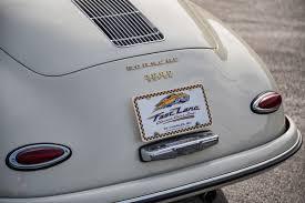 1957 porsche 356 fast lane classic cars