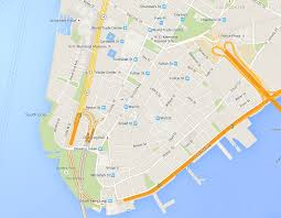 Map Of New York And Manhattan by Reading U0027 The Historical New York Cityscape Part 1 Topography