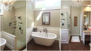 Cost To Remodel Master Bathroom Redoing Bathroom Master Redo Tour Vanity Renovating Cost Nz Small