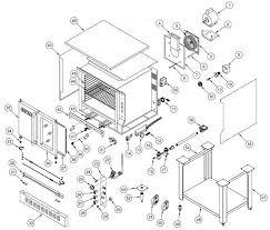 parts town u2013 royal range rcod convection oven parts manual