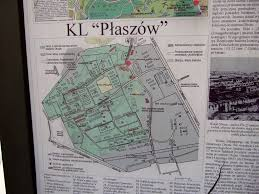 Map Of Concentration Camps Panoramio Photo Of Kraków Płaszów Concentration Camp Entrance