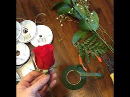 Cheap Corsages For Prom How To Make Your Own Boutonniere Or Corsage For Prom Homecoming