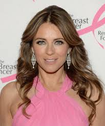 hair coloring tips for women over 50 elizabeth hurley s tresses haute hairstyles for women over 50