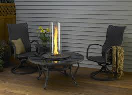 Propane Patio Fire Pit by Propane Fire Ring Propane Outdoor Fire Pit Round Propane Fire Pit