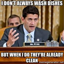 Dishes Meme - i dont always clean dishes meme mne vse pohuj