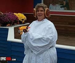 Halloween Costume Princess Leia Princess Leia Worst Halloween Costumes Team Jimmy Joe