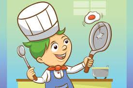 dessins cuisine coloriage cuisine sur hugolescargot com
