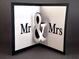 Wedding Cards Wishes Mr And Mrs Wedding Card Wishes Pop Up Cards Future Mrs Wedding