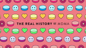 the real history of illegal drugs mdma