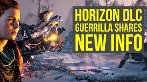 horizon dawn dlc includes deleted ideas base game u0026