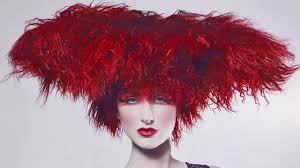 history of avant garde hairstyles avant garde hairstyles fashion style by nv my hair academy red