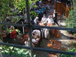 Backyard Beer Garden - great town for beer picture of achat plaza herzog am dom