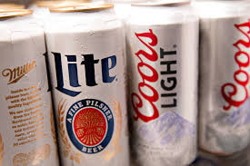 how many calories in a can of coors light molson coors swings to pro forma loss revenue falls wsj