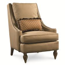 Legacy Chair Accent Chair With Nailhead Trim By Legacy Classic Wolf And