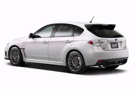 impreza subaru new subaru impreza r205 high performance version of wrx sti with