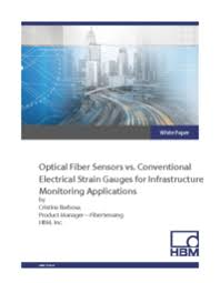 optical fiber sensors vs conventional electrical strain gauges
