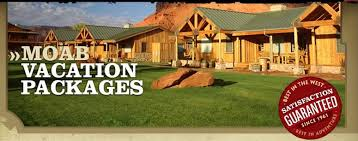 moab utah vacations and moab vacation packages