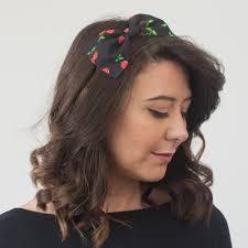 bow headband black cherry bow headband imogen s imagination